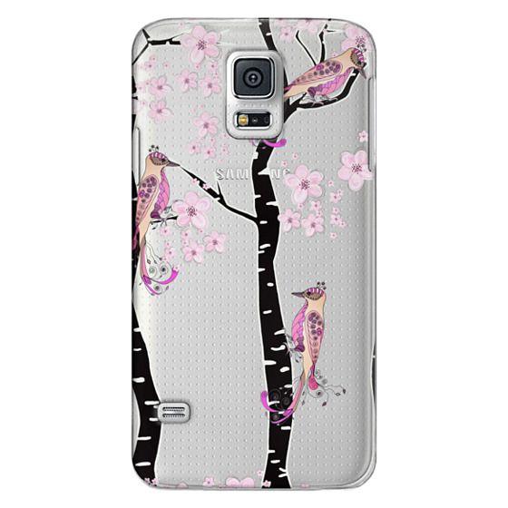 iPhone 6s Cases - LOVE BIRDS by Monika Strigel Samsung Galaxy S5