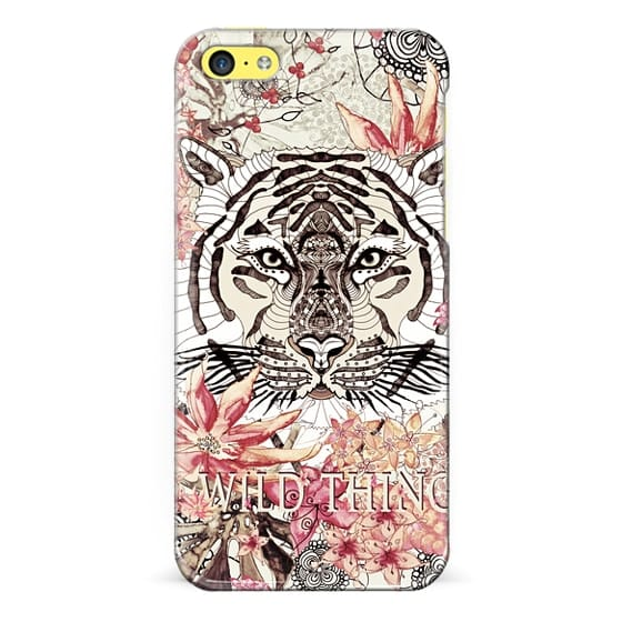 iPhone 6s Cases - WILD THING VINTAGE iPhone 5c