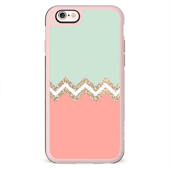 GATSBY TWIN Coral & Seaside iPhone6