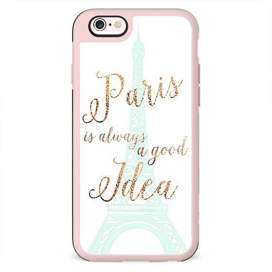 I LOVE PARIS by Monika Strigel for iPhone 6 Plus