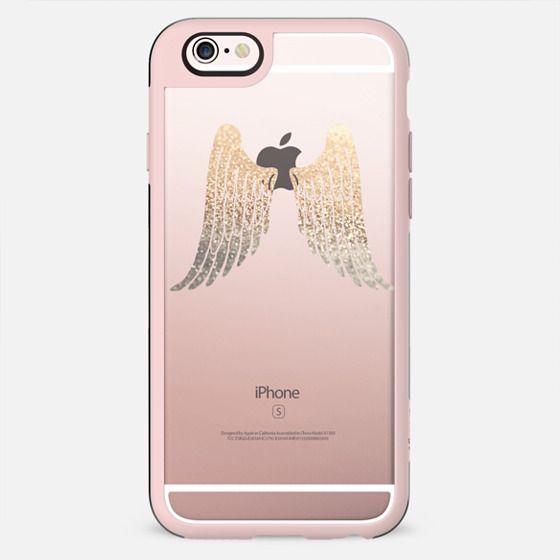 APPLE WINGS by Monika Strigel Faux Glitter iPhone 6 Plus - New Standard Case