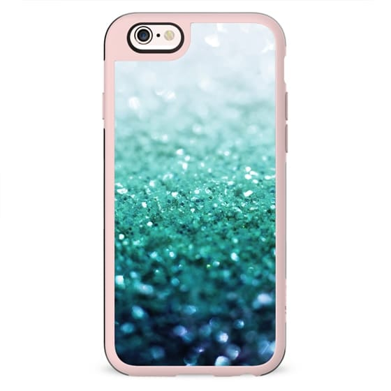 FROZEN ICE TEAL iphone 5s / 5