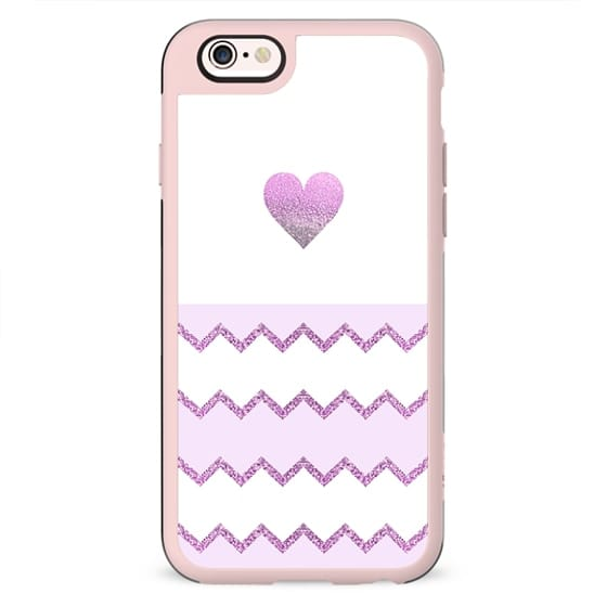 AVALON HEART PINK by Monika Strigel iPhone 6