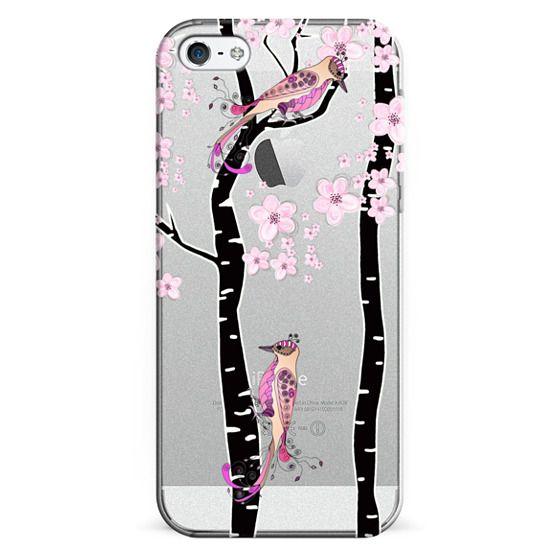 iPhone 6s Cases - LOVE BIRDS by Monika Strigel iPhone 5