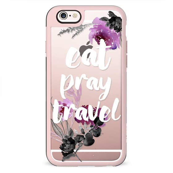 EAT PRAY TRAVEL by Monika Strigel