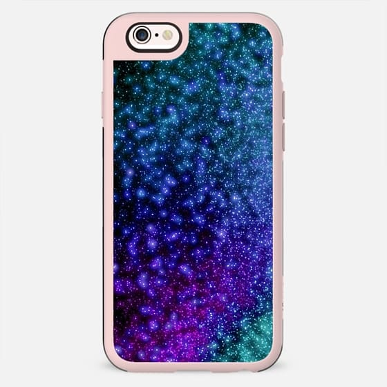 MAGIC LIGHTS PEACOCK by Monika Strigel - New Standard Case