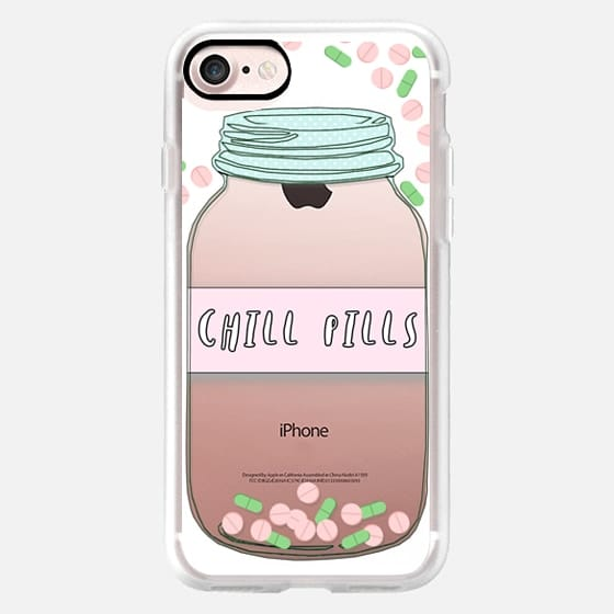 CHILL PILLS by Monika Strigel -