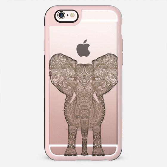 WOOD ELEPHANT iphone case - New Standard Case