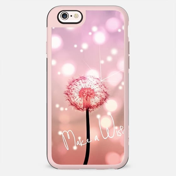 MAKE A WISH by Monika Strigel iPhone 6 - New Standard Case
