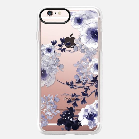 iPhone 6s Plus Case - BLUE SPRING by Monika Strigel