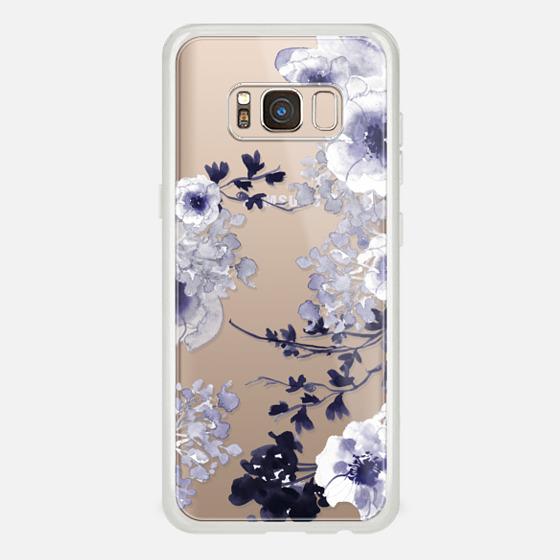 Galaxy S8 Capa - BLUE SPRING by Monika Strigel