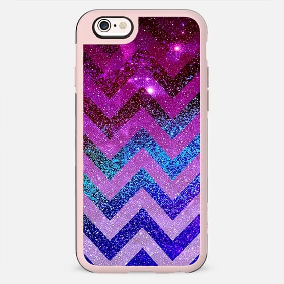 PARTY CHEVRON PURPLE - New Standard Case