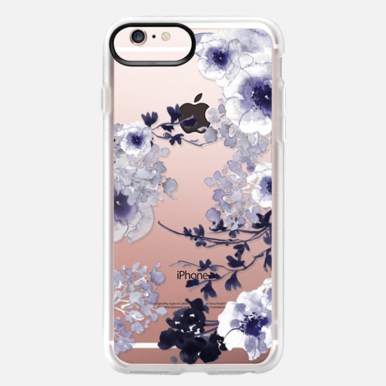 iPhone 6s Plus Case - BLUE SPRING by Monika Strigel