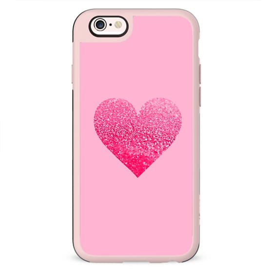 PINK PINK HEART iphone 5 case