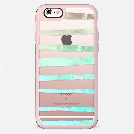 SURI MINTISH iPhone 6 transparent case by Monika Strigel