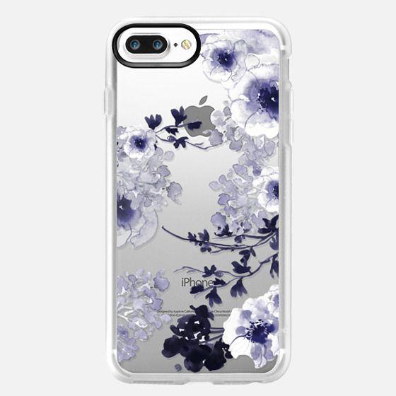 iPhone 7 Plus เคส - BLUE SPRING by Monika Strigel