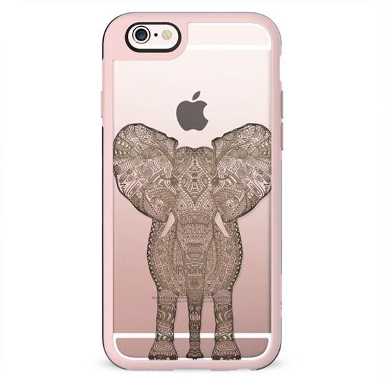 WOOD ELEPHANT iphone case