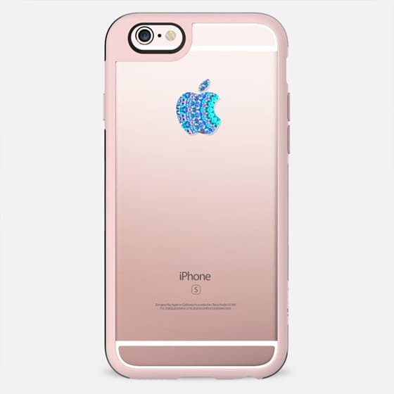 APPLE*ICIOUS ARABESQUE by Monika Strigel iPhone 5s - New Standard Case