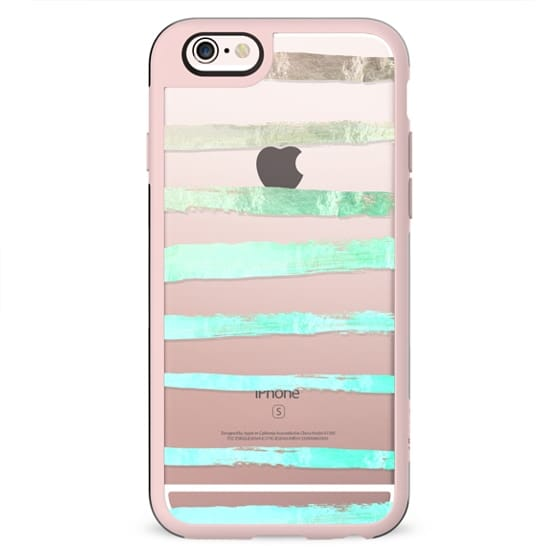 SURI MINTISH iPhone 6 transparent case by Monika Strigel