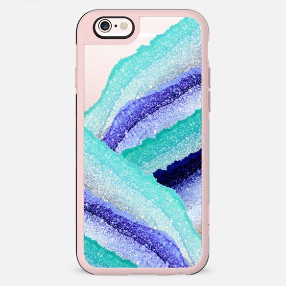 FLAWLESS WRAPS ROYAL BLUE by Monika Strigel for Samsung Galaxy S6 - New Standard Case