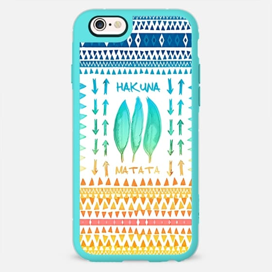 HAKUNA MATATA - OCEAN BREEZE by Monika Strigel -