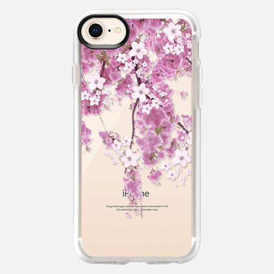 CHERRY SPRING iPhone 6 case TRANSPARENT - Snap Case