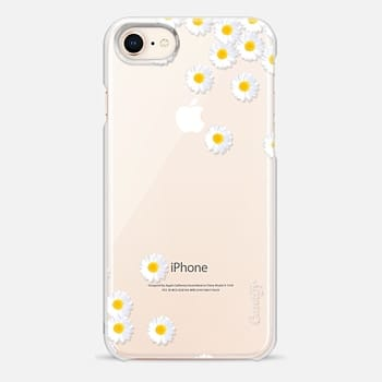 iPhone 8 Case DAISY RAIN Crystal Clear iPhone Case