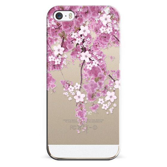 iPhone 6s Cases - CHERRY SPRING iPhone 5 transparent case