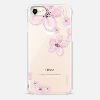iPhone 8 Case CHERRY CRYSTAL CLEAR iPhone case