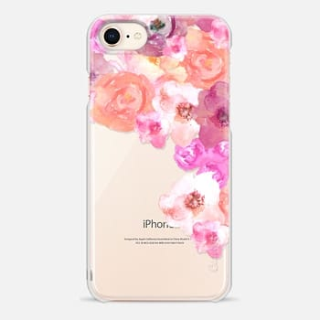 iPhone 8 Case SPRING IN LOVE by Monika Strigel