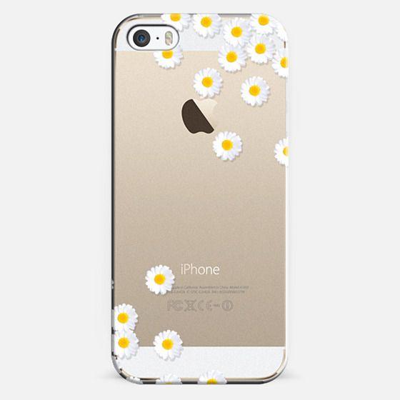 DAISY RAIN Crystal Clear iPhone Case -