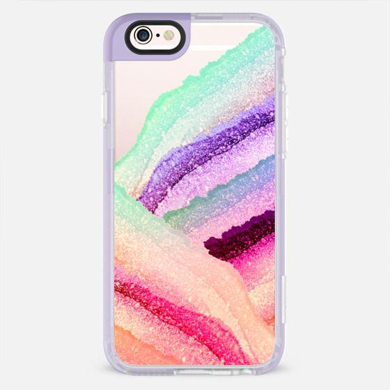 FLAWLESS WRAPS SUMMERTIME by Monika Strigel iPhone 6s - New Standard Pastel Case