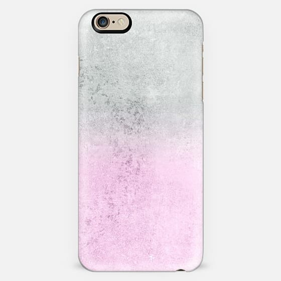 FADING CONCRETE PINK by Monika Strigel -