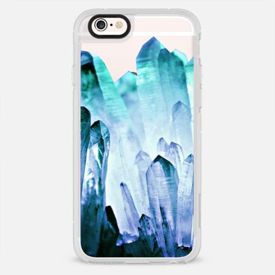 PURE CRYSTAL MAGIC BLUE by Monika Strigel - New Standard Case