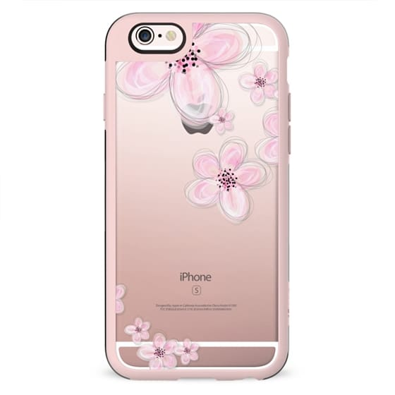 CHERRY BLOSSOM iPhone 6 Crystal Clear Case