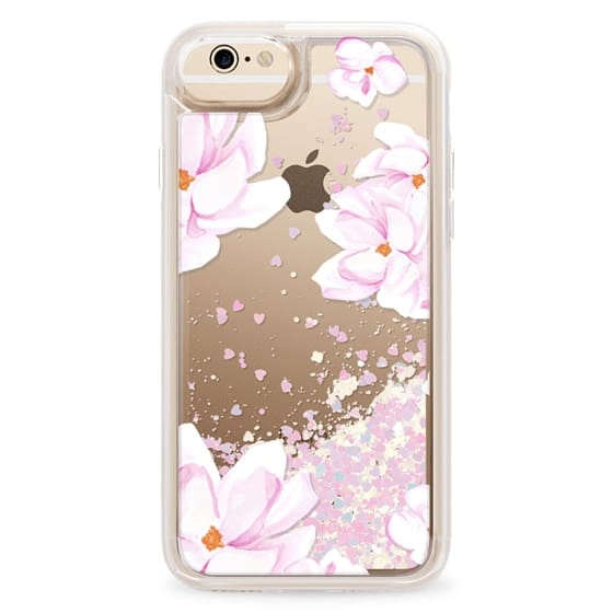 iPhone 6 Cases - MAGNOLIA GARDEN by Monika Strigel
