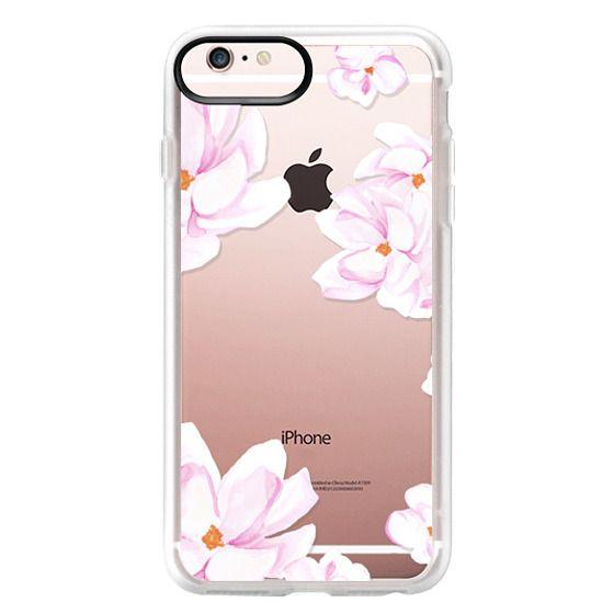 iPhone 6s Plus Cases - MAGNOLIA GARDEN by Monika Strigel