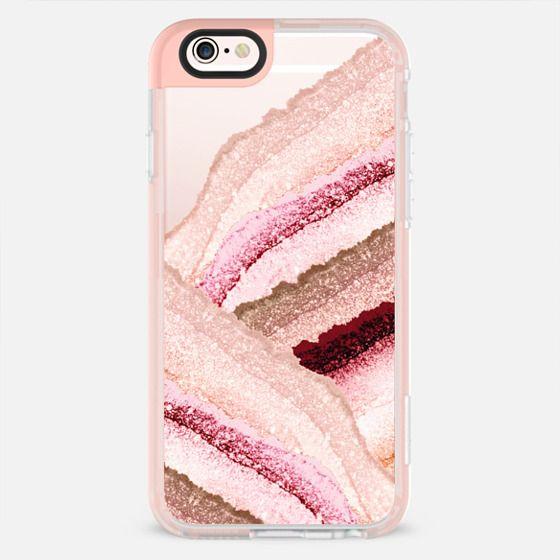 FLAWLESS WRAPS PEACHY by Monika Strigel iPhone 6 - New Standard Pastel Case