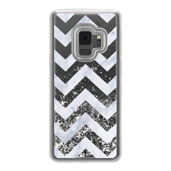 Samsung Galaxy S9 Cases - CLASSIC MARBLE by Monika Strigel