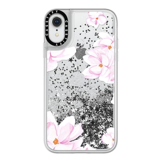 iPhone XR Cases - MAGNOLIA GARDEN by Monika Strigel