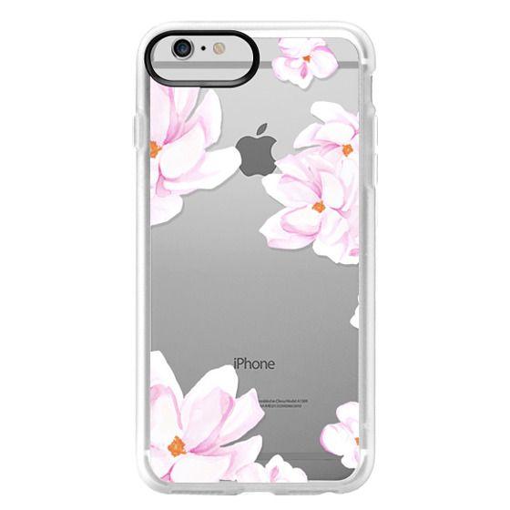 iPhone 6 Plus Cases - MAGNOLIA GARDEN by Monika Strigel