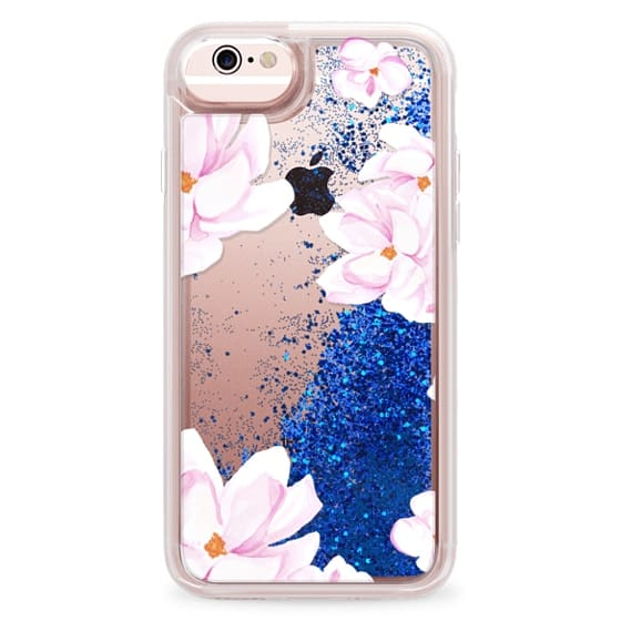 iPhone 6s Cases - MAGNOLIA GARDEN by Monika Strigel