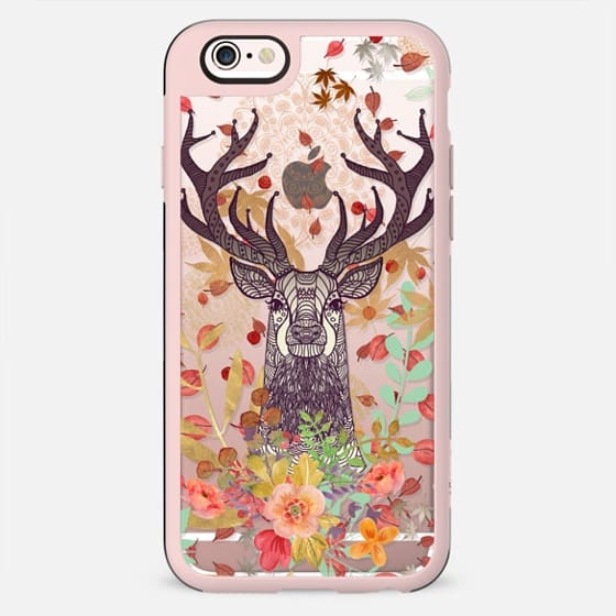 FOREST KING by Monika Strigel on Wood  - New Standard Case