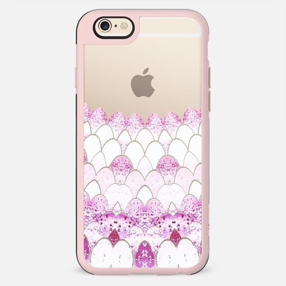 PRINCESS MERMAID SNOWFLAKE by Monika Strigel - New Standard Case