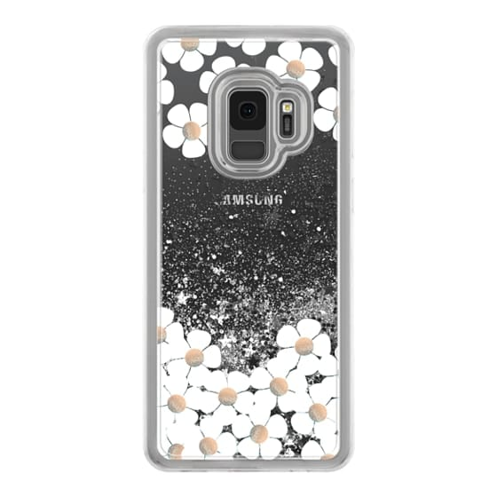 GOLD DAISY RAIN iPhone 6 by Monika Strigel