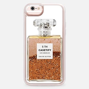 iPhone 6s Case Miss Perfume Glitter iPhone Case
