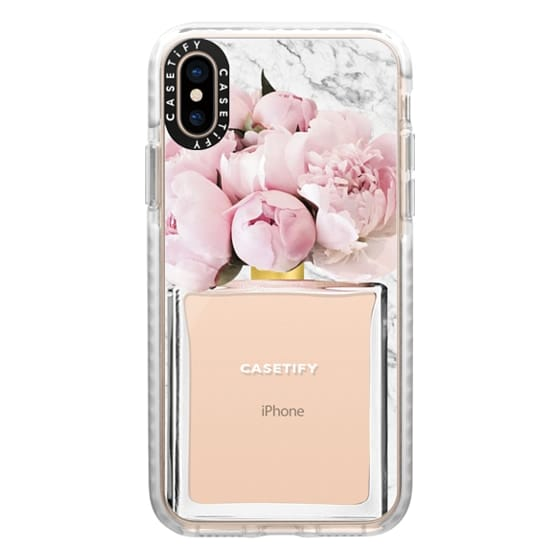 iPhone XS Cases - Casetify Floral eau de parfum