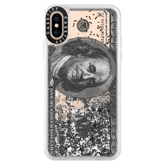 iPhone XS Cases - Casetify $100 Bill