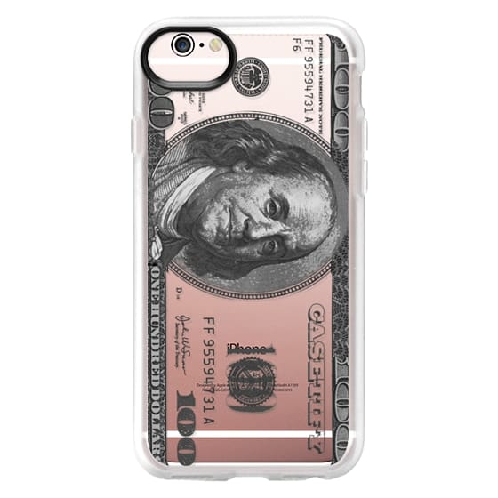 iPhone 6s Cases - Casetify $100 Bill