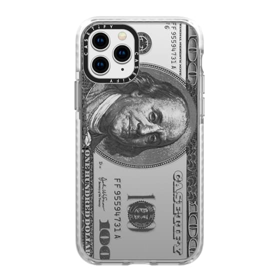 iPhone 11 Pro Cases - Casetify $100 Bill